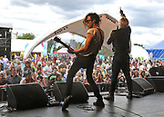 UNITED KINGDOM-LONDON. Starman play  at Skyfest 2010. 17/07/2010. STEPHEN SIMPSON...