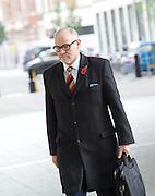 Andrew Marr Show <br /> arrivals <br /> 13th November 2016 <br /> BBC, Broadcasting House, London, Great Britain <br /> <br /> <br /> Rt Hon Crispin Blunt MP<br /> for Reigate <br /> <br /> <br /> <br /> Photograph by Elliott Franks <br /> Image licensed to Elliott Franks Photography Services