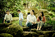 Carlos Family Portraits | San Francisco Botanical Garden Golden Gate Park