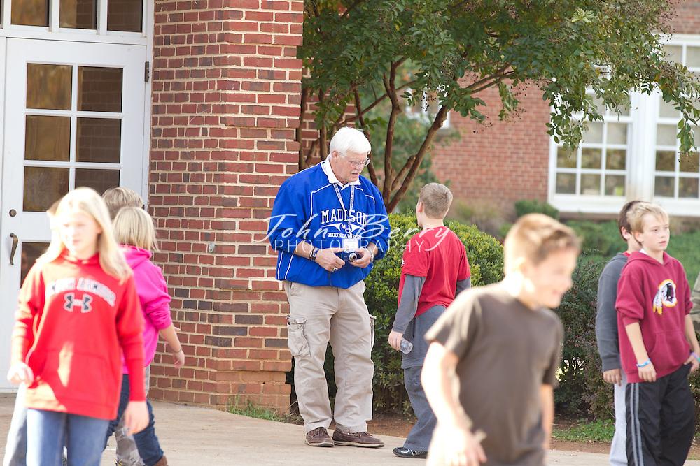 November/3/11:  Madison County Schools.  Superintendent Matt Eberhardt