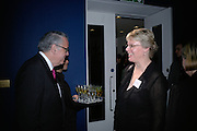 U.S. Ambassador Robert Tuttle and Mary Rittmann ,, Maricopa Partnership for Arts and Culture,  Arizona Office of Tourism, and Arizona Department of Commerce<br />