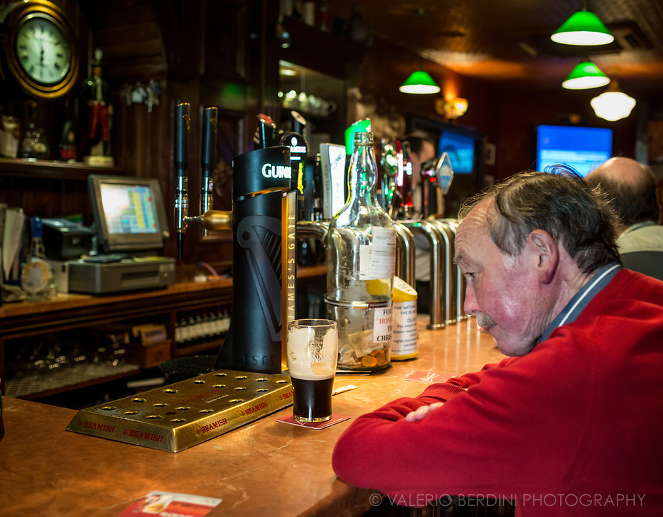 Alone or in company, drinking is probably the most socialising moment in Irish lifestyle