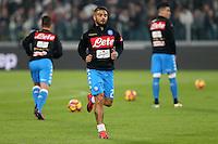 29.10.2016 - Torino - Serie A 2016/17 - 11a giornata  -  Juventus-Napoli  nella  foto: Lorenzo Insigne - Napoli calcio serie A