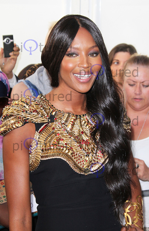 Naomi Campbell, Glamour Women of the Year Awards, Berkeley Square Gardens, London UK, 04 June 2013, (Photo by Richard Goldschmidt)