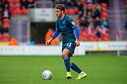 Luke Leahy of Bristol Rovers during the EFL Sky Bet League 1 match between Doncaster Rovers and Bristol Rovers at the Keepmoat Stadium, Doncaster, England on 19 October 2019.