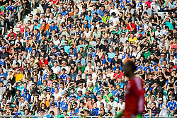 Fans during Preseason friendly football match between NK Olimpija Ljubljana and Chelsea FC (ENG), on July 27, 2014 in SRC Stozice, Ljubljana, Slovenia. Photo by Vid Ponikvar / Sportida.com