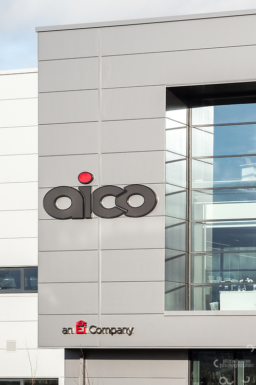 AICO Headquarters , Oswestry, Shropshire by DGA Architects, Shrewsbury, UK. 12/01/2020