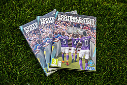 Football Manager 2020 prize - Rogan/JMP - 30/11/2019 - Ashton Gate Stadium - Bristol, England - Bristol City v Huddersfield Town - Sky Bet Championship.