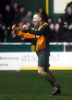 Photo: Alan Crowhurst/Sportsbeat Images.<br />Horsham v Swansea City. The FA Cup. 30/11/2007. Horsham delight at a draw.