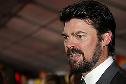 Karl Urban at the World premiere of 'Thor: Ragnarok' held at the El Capitan Theatre in Hollywood, USA on October 10, 2017.