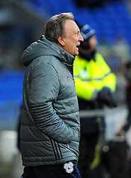 Cardiff City manager Neil Warnock looks on  - Mandatory by-line: Nizaam Jones/JMP - 03/12/2016 -  FOOTBALL - Cardiff City Stadium - Cardiff, Wales -  Cardiff City v Brighton and Hove Albion - Sky Bet Championship