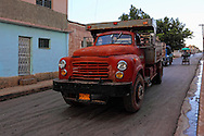 Old truck in Artemisa, Cuba.