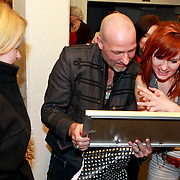 NLD/Amsterdam/20110324 - Opening Hers and His expositie van Eddy Zoey,