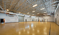 Interior Image of the MD National Guard Westminster Readiness Center by Jeffrey Sauers of Commercial Photographics, Architectural Photo Artistry in Washington DC, Virginia to Florida and PA to New England