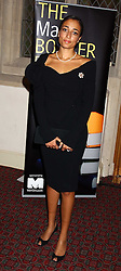 Writer ZADIE SMITH a finalist in the 2005 Man Booker Prize at a dinner to announce the 2005 Man Booker Prize held at The Guilhall, City of London on 10th October 2005.<br />