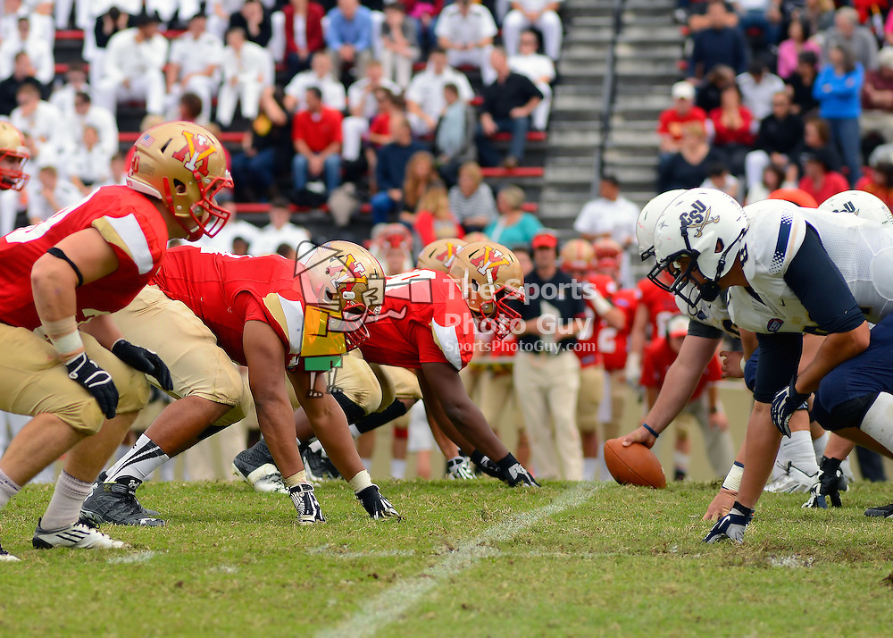 NCAA FCS: Charleston Southern holds off stiff challenge from VMI, 25-17