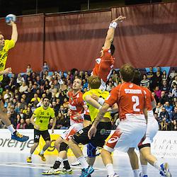 20150314: SLO, Handball - EHF European Cup 2014/15, RK Gorenje Velenje vs HSV Hamburg