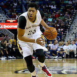 03-29-2015 Minnesota Timberwolves at New Orleans Pelicans