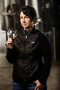 Ali Mayfield, portrait of a woman Wine Maker in Walla Walla