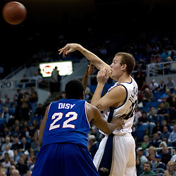 Nevada Men's Basketball v. Louisiana Tech (012507)