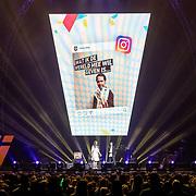 NLD/Amsterdam//20170530 - Young Impact Celebration 2017, Maan de Steenwinkel en Victor Mids