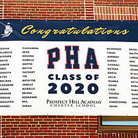 2020 Prospect Hill Academy Commencement 06-26-20