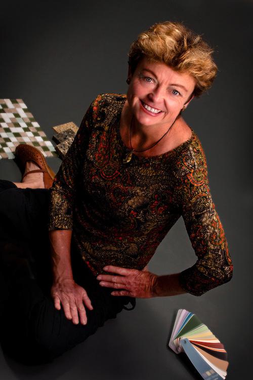 Studio portrait of Cape Cod Interior Designer