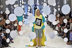 Kiev - Ukraine Fashion Week - 12 Oct 2016