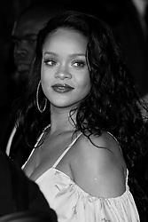 September 23, 2017 - Madrid, Spain - Rihanna attends the 'FENTY BEAUTY' Sephora photocall at Callao Cinema in Madrid on Sep 23, 2017  (Credit Image: © Gabriel Maseda/NurPhoto via ZUMA Press)