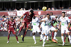 September 29, 2018 - Metz, France - 29 EMMANUEL RIVIERE (METZ) - 07 JEAN PASCAL FONTAINE  (Credit Image: © Panoramic via ZUMA Press)