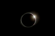 Solar Eclipse, August 21, 2017, Diamond Ring Effect