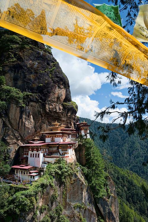 Asia, Tibet, Bhutan, Paro, Takthsang