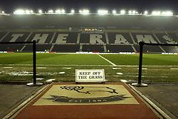 Derby County's iPro stadium - Photo mandatory by-line: Robbie Stephenson/JMP - Mobile: 07966 386802 - 17/03/2015 - SPORT - Football - Derby - iPro Stadium - Derby County v Middlesbrough - Sky Bet Championship