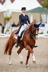 Keller, Kathleen (GER), Daintree<br /> Balve - Optimum Deutsche Meisterschaft Dressur und Springen 2017<br /> © Stefan Lafrentz