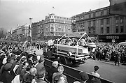 17/3/1966<br /> 3/17/1966<br /> 17 March 1966<br /> <br />  Irish Shell and BP Limited Display for the St. Patrick's Day Parade