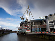 /A general view of Principality Stadium, home of Wales<br /> <br /> Photographer Simon King/Replay Images<br /> <br /> Under Armour Series - Wales v Australia - Saturday 10th November 2018 - Principality Stadium - Cardiff<br /> <br /> World Copyright © Replay Images . All rights reserved. info@replayimages.co.uk - http://replayimages.co.uk
