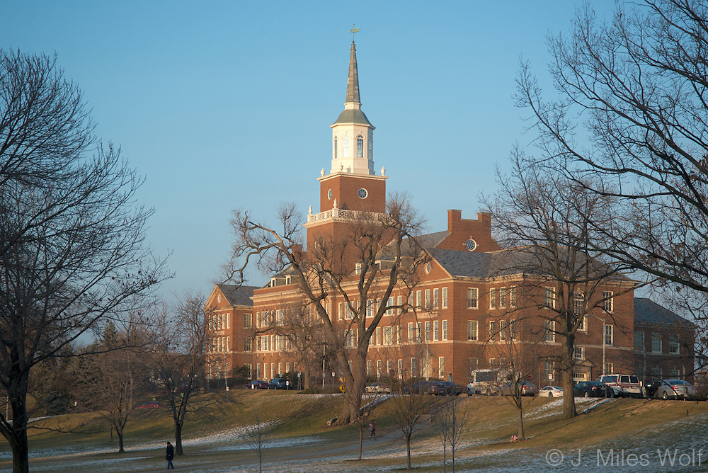 McMicken Hall University of Cincinnati