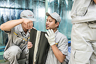 CHINA / Wuhan  / 10/06/2015<br /> <br /> Renault Plant in Wuhan <br /> &copy; Daniele Mattioli for Capa Pictures