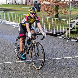 08-12-2019: Wielrennen: veldrit: Almelo Kimberly Boven