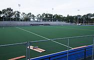 UTRECHT - nieuwe hoofdveld met tribune van Kampong    COPYRIGHT KOEN SUYK