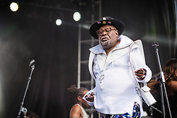 September 9, 2018 - George Clinton and Parliament Funkadelic performing at One MusicFest in Atlanta, GA on 09 September 2018 (Credit Image: © RMV via ZUMA Press)