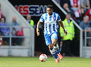 Kazenga LuaLua, Brighton midfielder during the Sky Bet Championship match between Rotherham United and Brighton and Hove Albion at the New York Stadium, Rotherham, England on 6 April 2015.