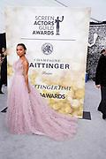 Actress, 2020 SAG Awards Ambassador Logan Browning