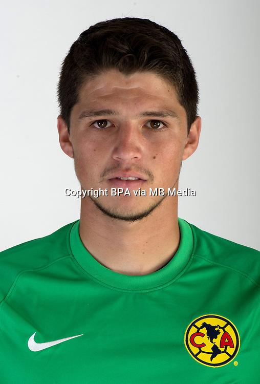 Mexico League - BBVA Bancomer MX 2014-2015 -<br /> Aguilas - Club de Futbol America / Mexico - <br /> Luis Donaldo Pineda Velasquez &quot; Luis Pineda &quot;