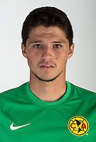 "Mexico League - BBVA Bancomer MX 2014-2015 -<br /> Aguilas - Club de Futbol America / Mexico - <br /> Luis Donaldo Pineda Velasquez "" Luis Pineda """