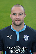 James McPake - Dundee FC headshots <br />  - &copy; David Young - www.davidyoungphoto.co.uk - email: davidyoungphoto@gmail.com