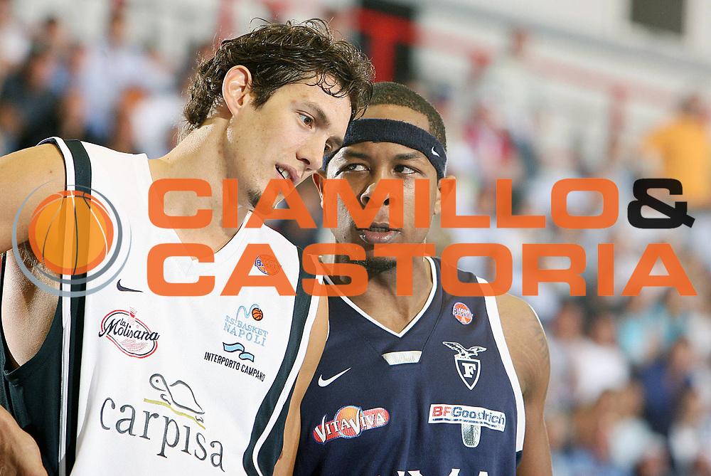 DESCRIZIONE : Napoli Lega A1 2005-06 Play Off Semifinale Gara 4 Carpisa Napoli Climamio Fortitudo Bologna <br /> GIOCATORE : Watson Cittadini<br /> SQUADRA : Carpisa Napoli Climamio Fortitudo Bologna<br /> EVENTO : Campionato Lega A1 2005-2006 Play Off Semifinale Gara 4 <br /> GARA : Carpisa Napoli Climamio Fortitudo Bologna <br /> DATA : 09/06/2006 <br /> CATEGORIA : Ritratto<br /> SPORT : Pallacanestro <br /> AUTORE : Agenzia Ciamillo-Castoria/E.Castoria<br /> Galleria : Lega Basket A1 2005-2006 <br /> Fotonotizia : Napoli Campionato Italiano Lega A1 2005-2006 Play Off Semifinale Gara 4 Carpisa Napoli Climamio Fortitudo Bologna <br /> Predefinita :