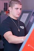 08-18577..College of Engineering Classroom shots..Dusan Sormaz class...Richard Myers