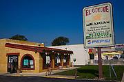 Lourdes Alvarez's Mexican Restaurant, El Coyote in Alsip, a Chicago suburb. (Lourdes Alvarez is featured in the book What I Eat;  Around the World in 80 Diets.)