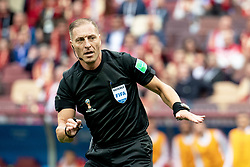 June 14, 2018 - Moscow, Russia - 180614 referee Néstor Pitana during the FIFA World Cup group stage match between Russia and Saudi Arabia on June 14, 2018 in Moscow..Photo: Petter Arvidson / BILDBYRÃ…N / kod PA / 92065 (Credit Image: © Petter Arvidson/Bildbyran via ZUMA Press)